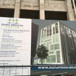 世界中人が来ているから、最高レベルの病院の建設も進んでいます!!